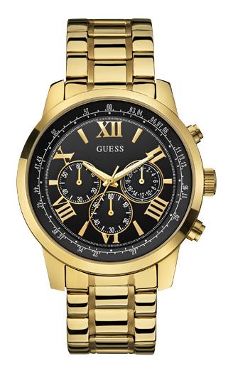 שעון GUESS דגם W0379G4 1